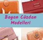 Bayan cüzdan modelleri