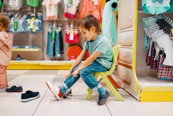 Çocukların Ayak Sağlığı